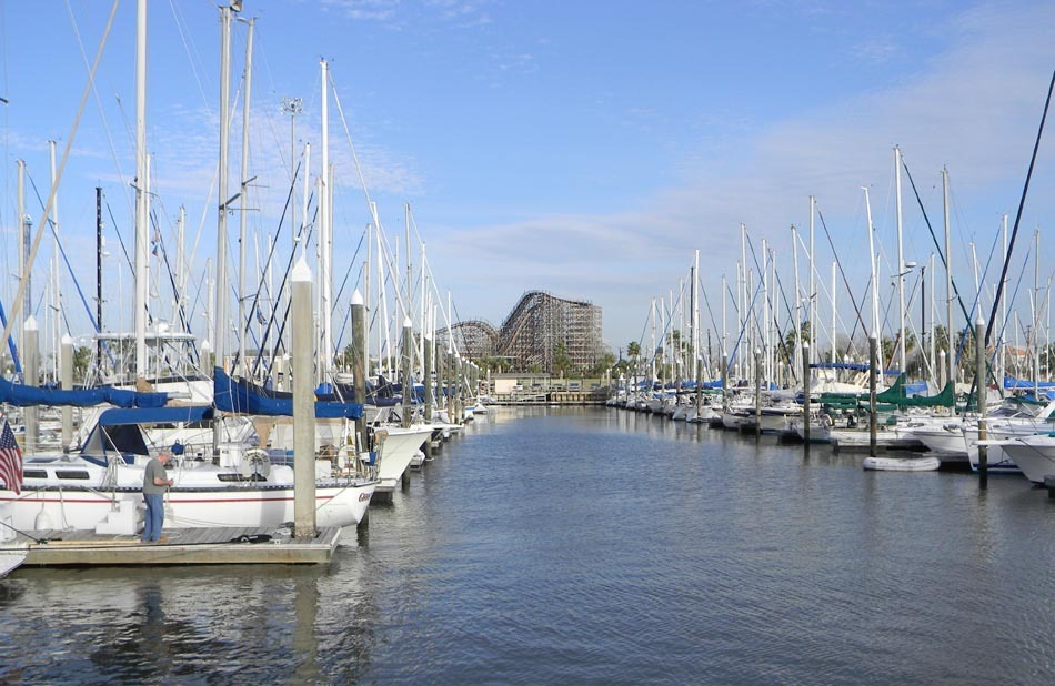 kemah cabins boating community